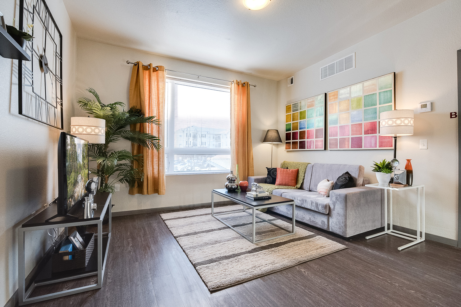 Contemporary AirBnB Home Staging, Twin Cities, MN Home Stagers #117 ~ Staged by Lionheart