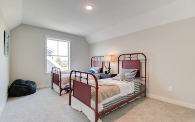 Staging Children's Bedrooms
